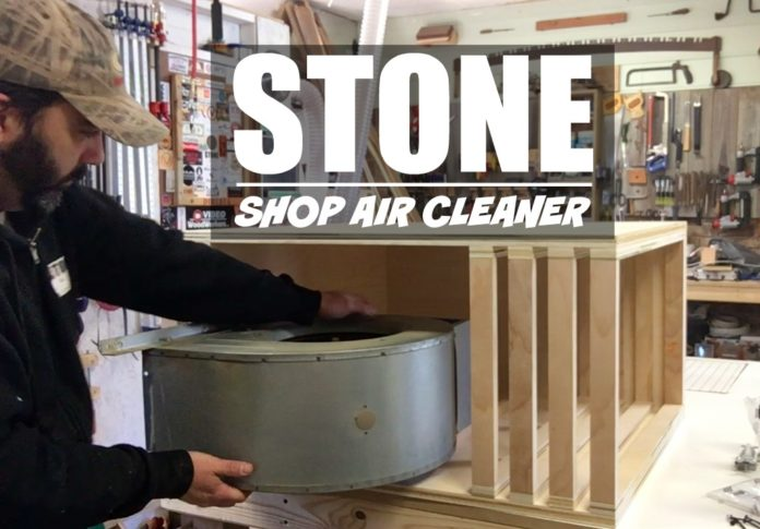 Shop Air Cleaner