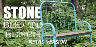 Bed to Bench Metal Version