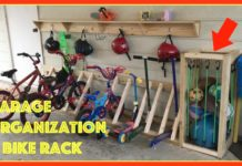 Garage Organization and Bike Rack Thumbnail