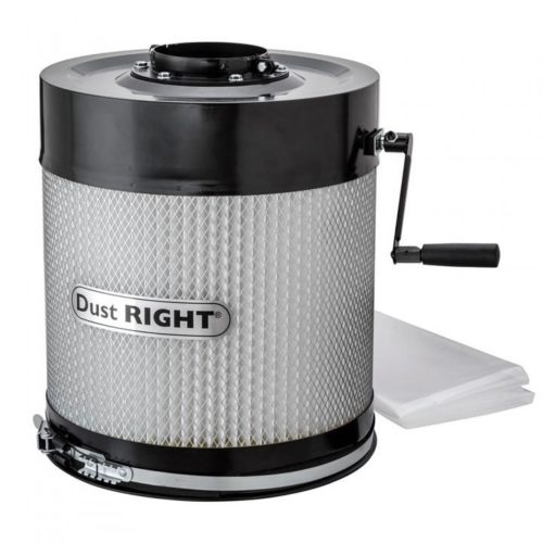 Dust Right canister filter